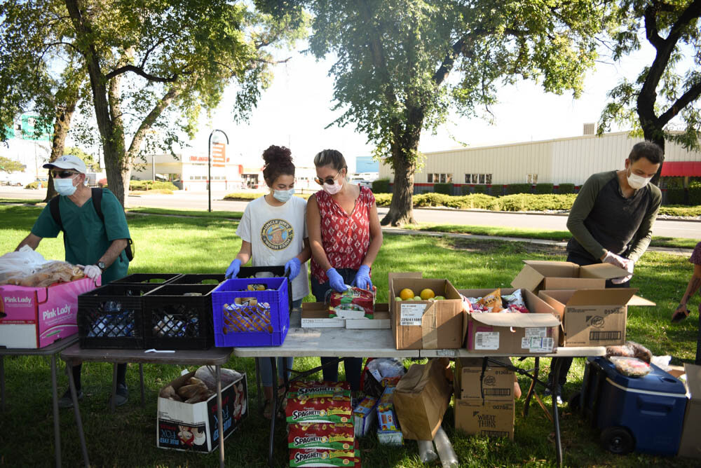 Starting with Food Security, Grand Junction's Mutual Aid partners seek to Ease Social Issues within the Community